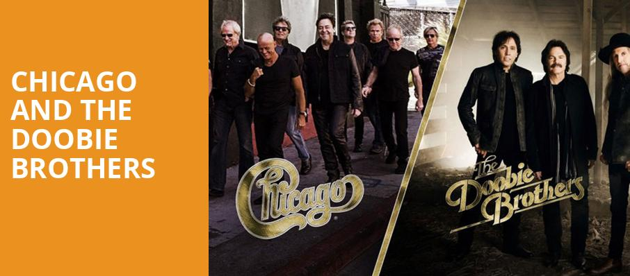 Chicago and the Doobie Brothers, Gexa Energy Pavilion, Dallas