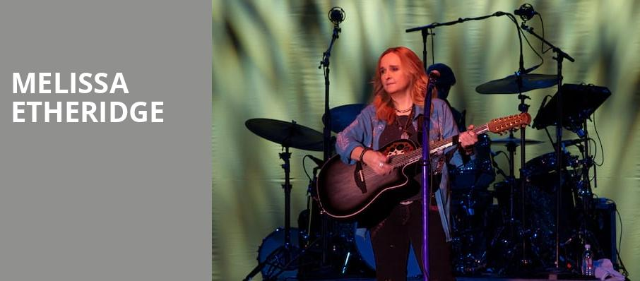Melissa Etheridge, Majestic Theater, Dallas