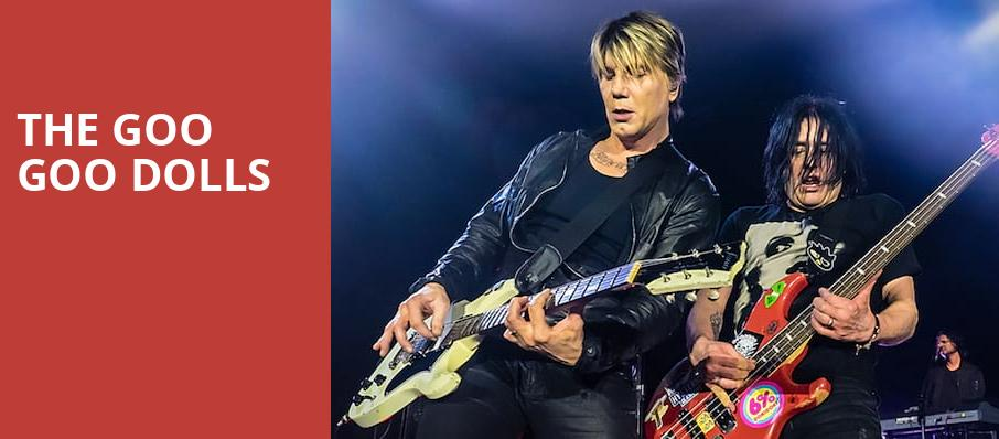 The Goo Goo Dolls, Pavilion at the Music Factory, Dallas