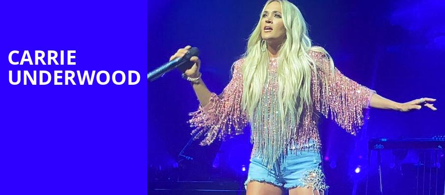 Carrie Underwood, American Airlines Center, Dallas