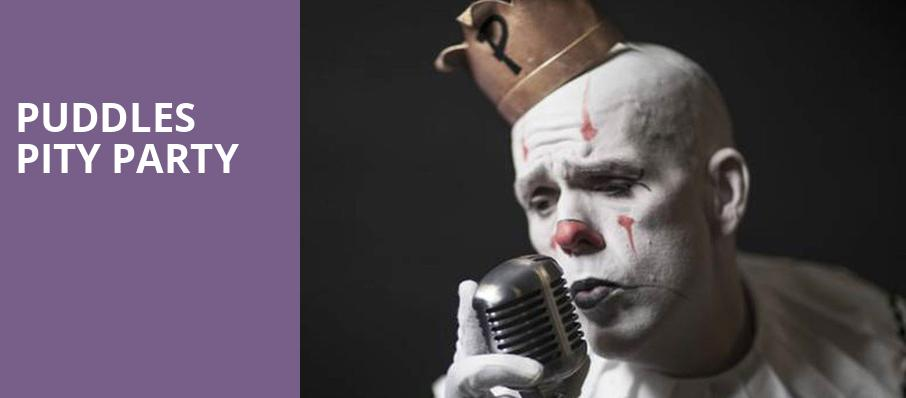 Puddles Pity Party, Majestic Theater, Dallas