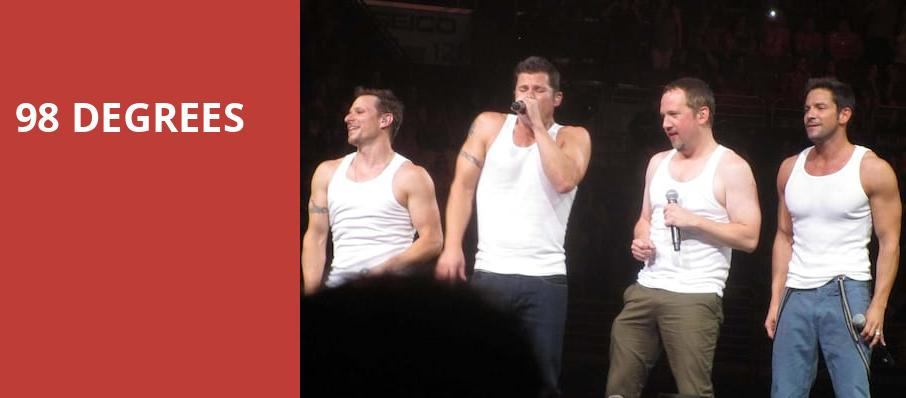 98 Degrees, House of Blues, Dallas