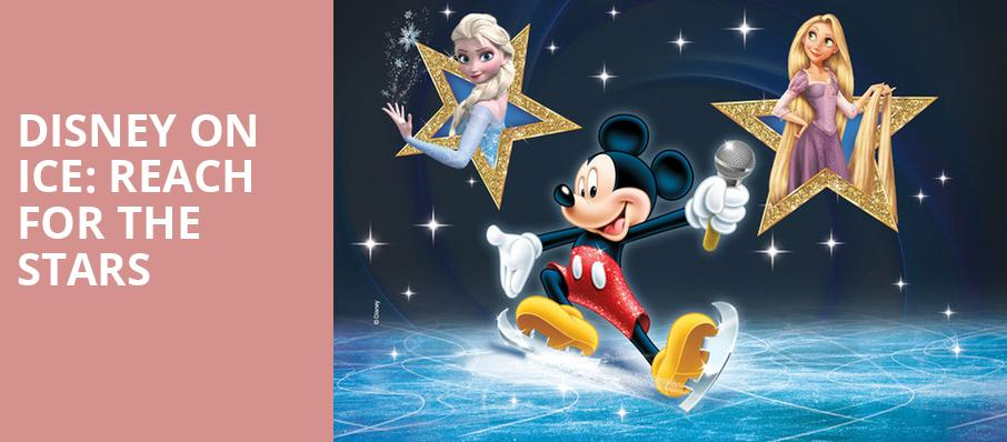 Disney On Ice Reach For The Stars, Allen Event Center, Dallas
