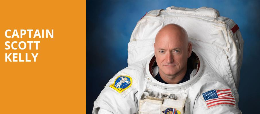 Captain Scott Kelly, Winspear Opera House, Dallas