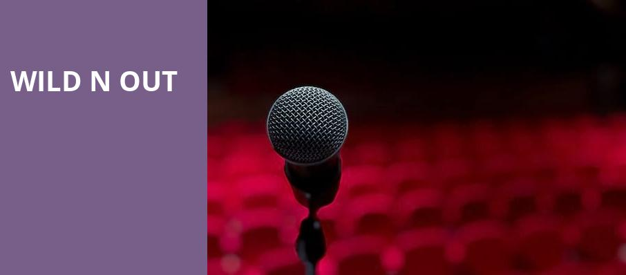 Wild N Out, Pavilion at the Music Factory, Dallas