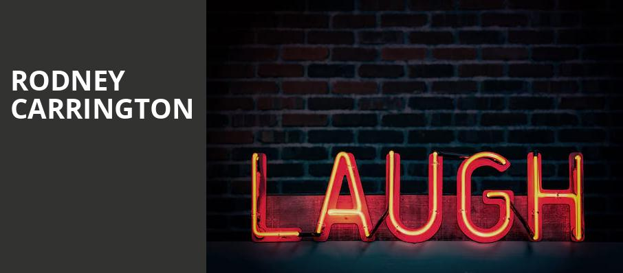 Rodney Carrington, Choctaw Casino Resort, Dallas