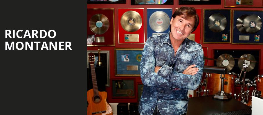 Ricardo Montaner, Pavilion at the Music Factory, Dallas