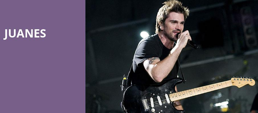 Juanes, Pavilion at the Music Factory, Dallas