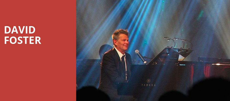 David Foster, Majestic Theater, Dallas