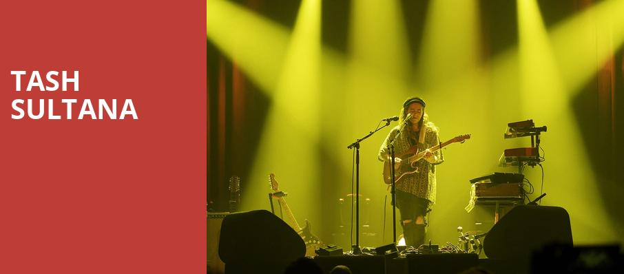 Tash Sultana, South Side Ballroom, Dallas