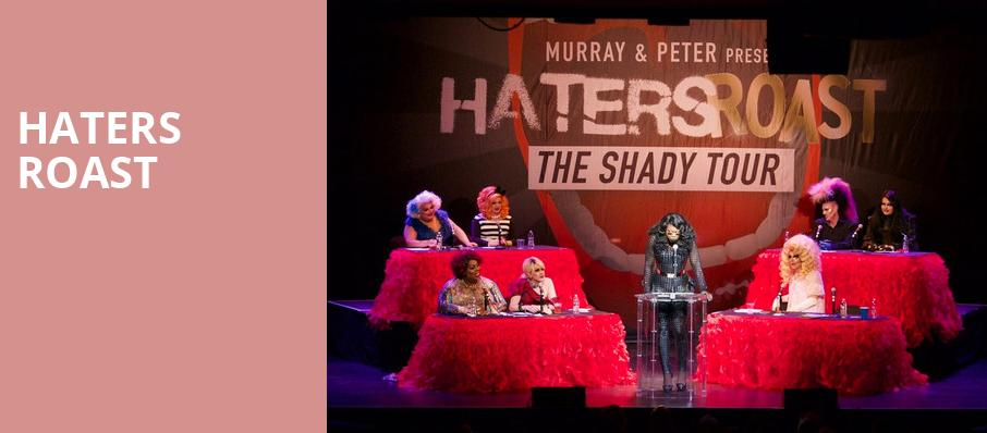 Haters Roast, House of Blues, Dallas