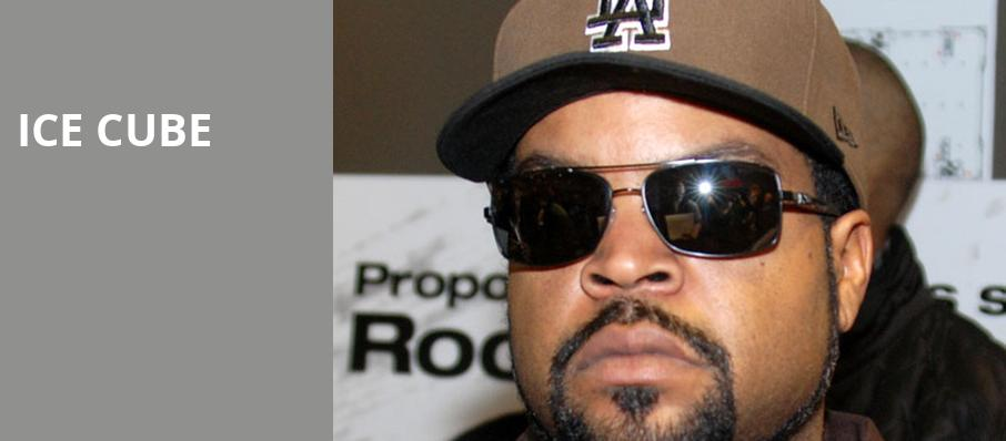 Ice Cube, Pavilion at the Music Factory, Dallas