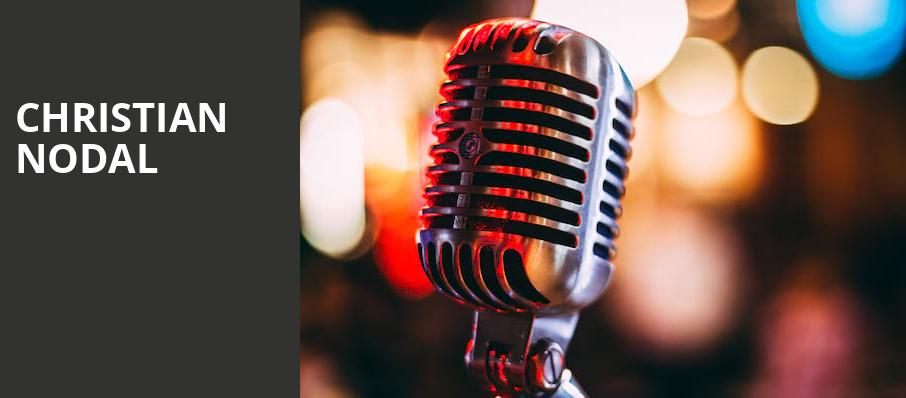 Christian Nodal, Pavilion at the Music Factory, Dallas