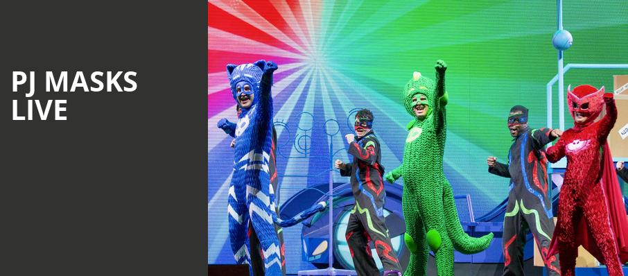 PJ Masks Live, Winspear Opera House, Dallas