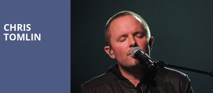 Chris Tomlin, Verizon Theatre, Dallas