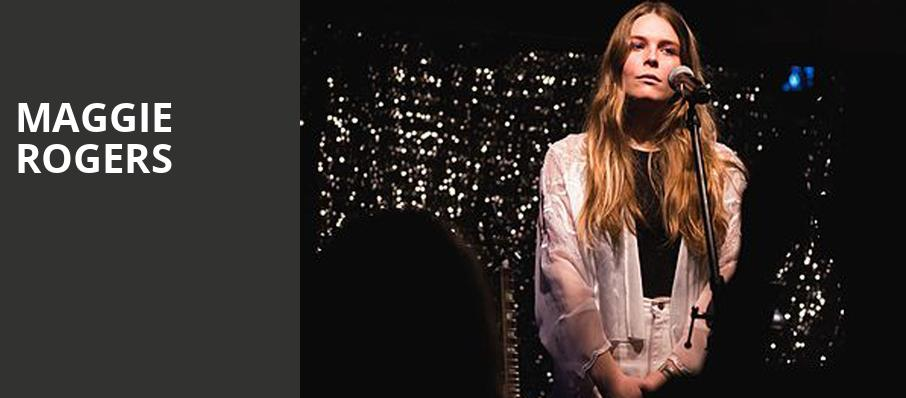 Maggie Rogers, The Bomb Factory, Dallas