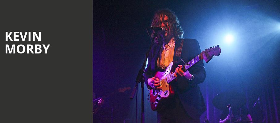 Kevin Morby, Texas Theatre, Dallas