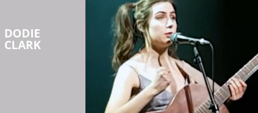 Dodie Clark, Granada Theater, Dallas