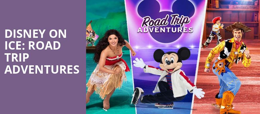 Disney On Ice Road Trip Adventures, American Airlines Center, Dallas