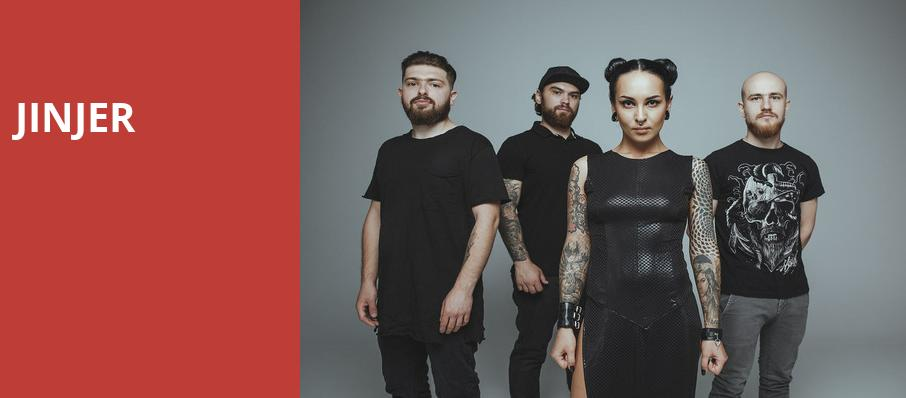 Jinjer, House of Blues, Dallas