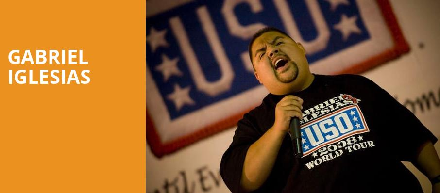 Gabriel Iglesias, Choctaw Casino Resort, Dallas