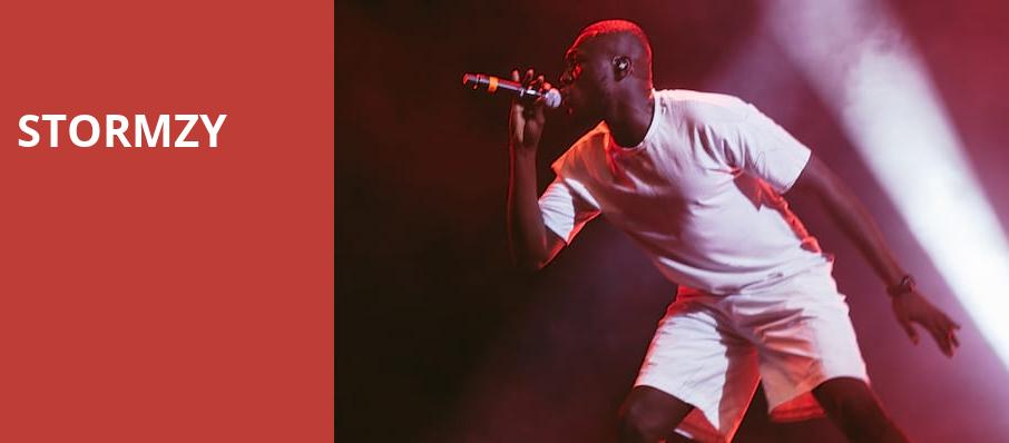 Stormzy, House of Blues, Dallas
