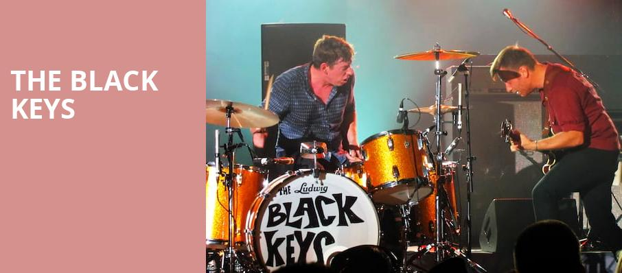 The Black Keys, Dos Equis Pavilion, Dallas