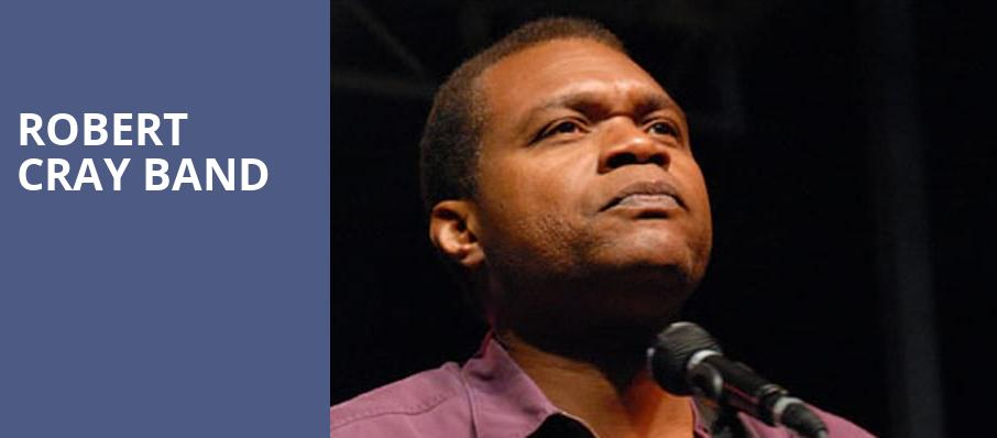 Robert Cray Band, Majestic Theater, Dallas