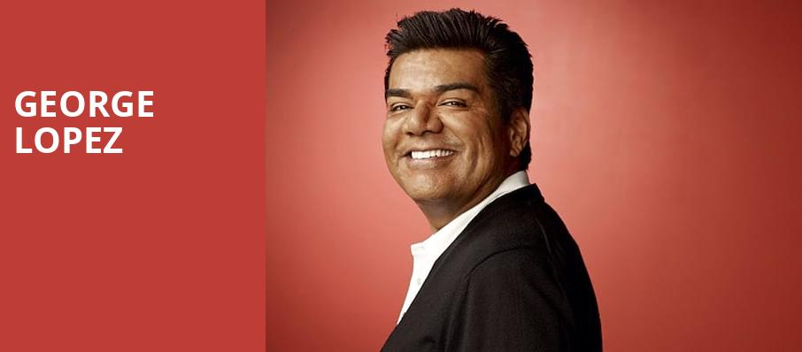 George Lopez, Pavilion at the Music Factory, Dallas