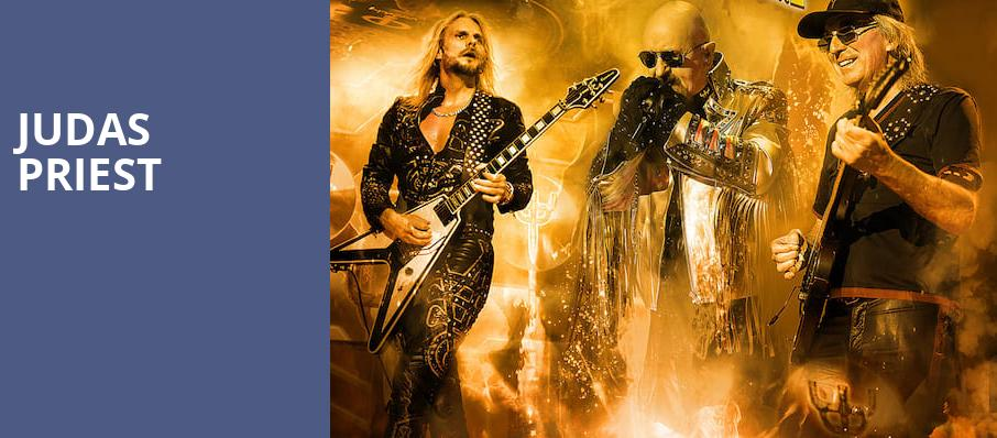 Judas Priest, Pavilion at the Music Factory, Dallas