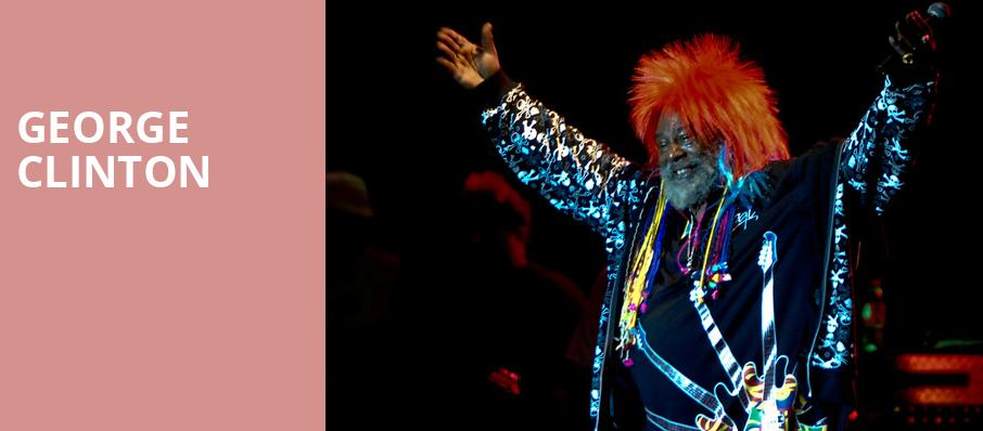 George Clinton, House of Blues, Dallas
