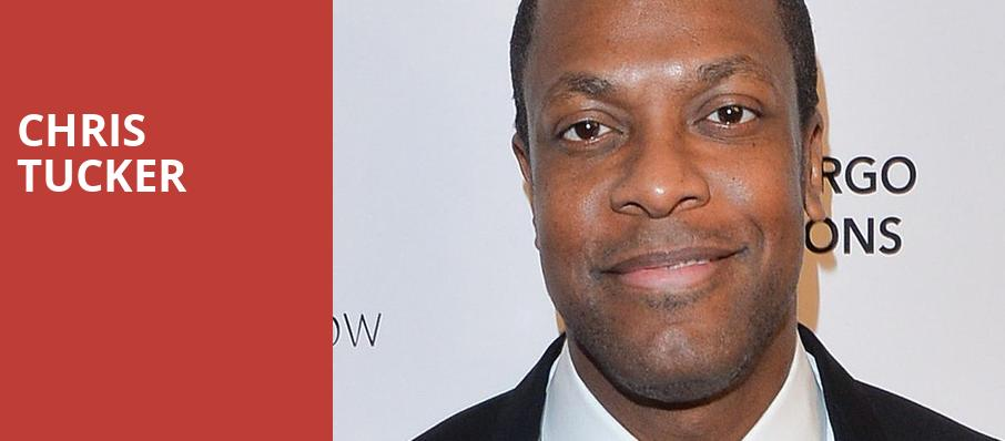 Chris Tucker, Verizon Theatre, Dallas