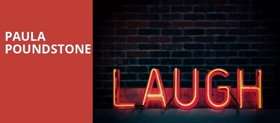 Paula Poundstone, Winspear Opera House, Dallas
