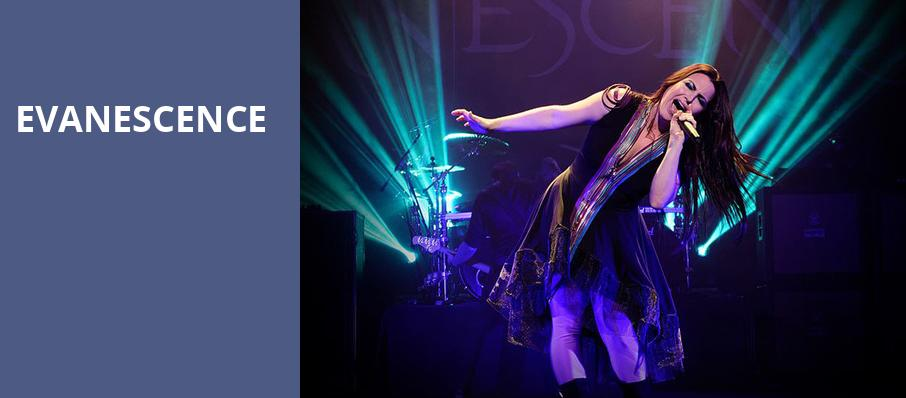 Evanescence, Pavilion at the Music Factory, Dallas