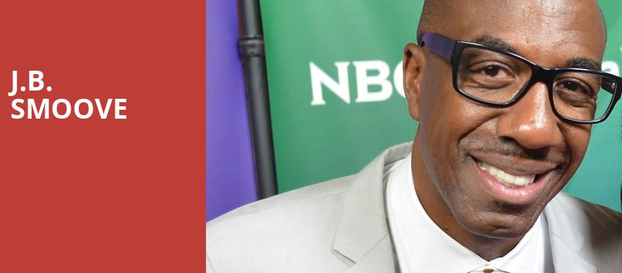JB Smoove, House of Blues, Dallas