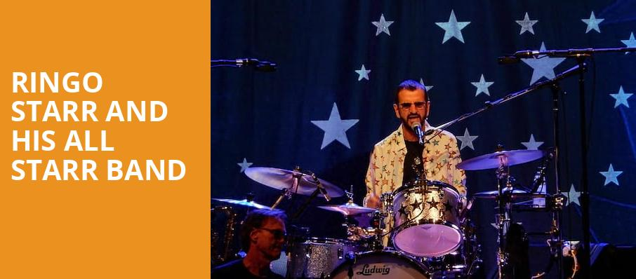 Ringo Starr And His All Starr Band, Pavilion at the Music Factory, Dallas