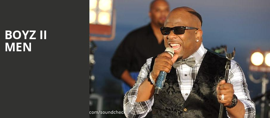 Boyz II Men, Choctaw Casino Resort, Dallas
