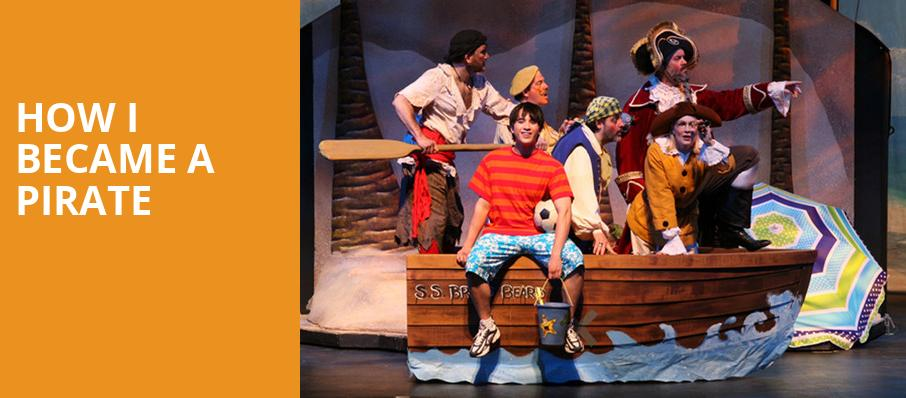 How I Became A Pirate, Rosewood Center For Family Arts, Dallas