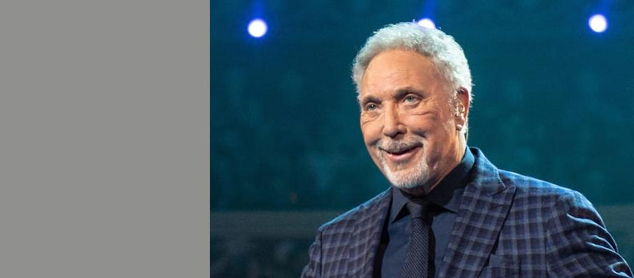 Tom Jones, Pavilion at the Music Factory, Dallas