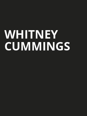 Whitney Cummings Poster