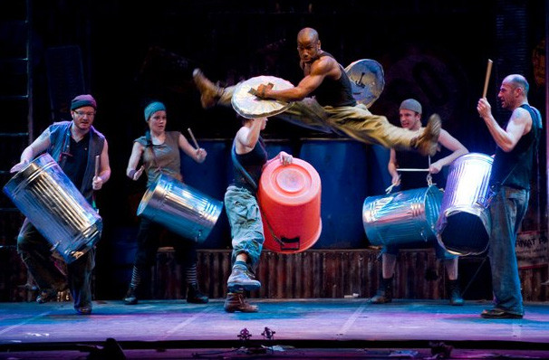 Stomp, Music Hall at Fair Park, Dallas