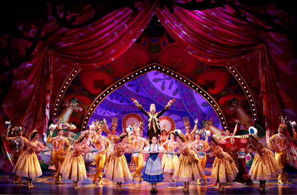 Disneys Beauty And The Beast, Winspear Opera House, Dallas