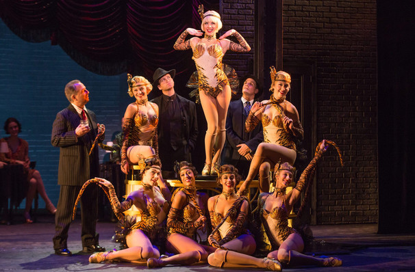 Bullets Over Broadway, Music Hall at Fair Park, Dallas