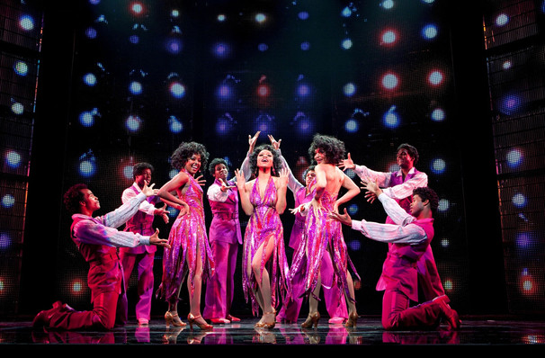 Dreamgirls, Wyly Theatre, Dallas