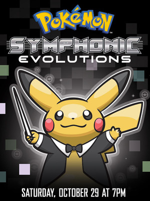 Pokemon Symphonic Evolutions Dallas Pops, Music Hall at Fair Park, Dallas